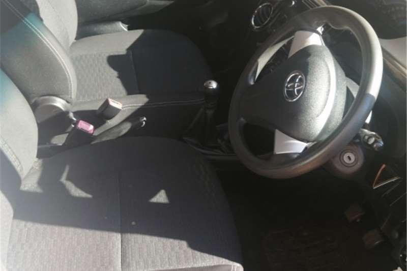 Used 2016 Toyota Etios Cross