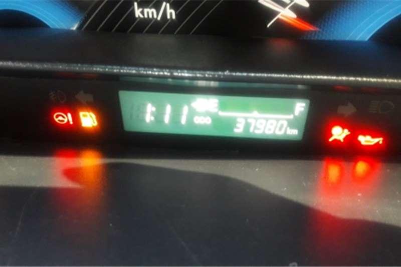 2017 Toyota Etios Cross