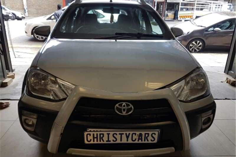 2014 Toyota Etios Cross ETIOS CROSS 1.5 Xs 5Dr