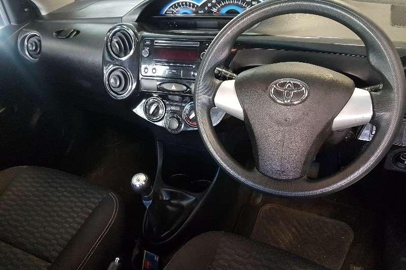 2018 Toyota Etios Cross ETIOS CROSS 1.5 Xs 5Dr
