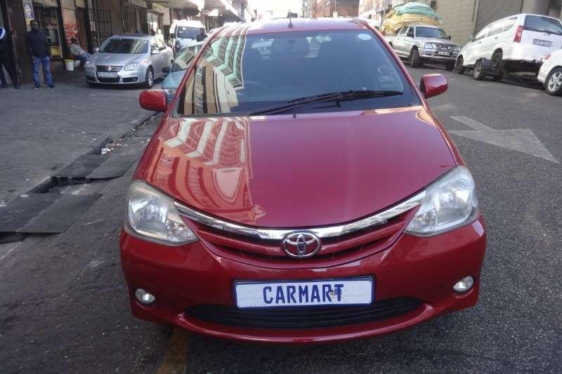 Toyota Etios hatch 1.5 Sprint 2012