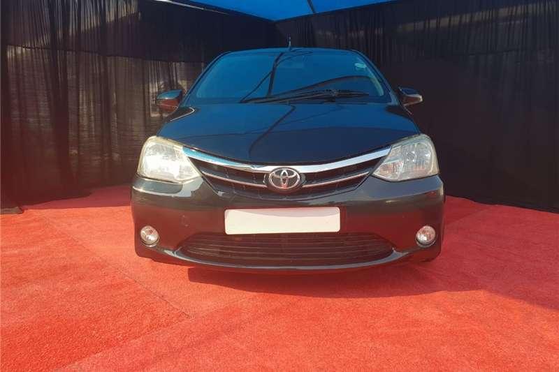 Toyota Etios hatch 1.5 Sprint 2014
