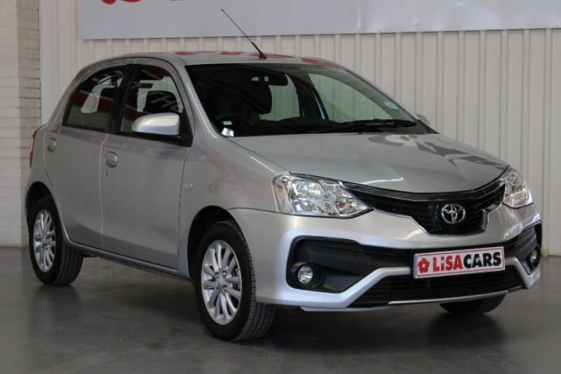 Toyota Etios hatch 1.5 Sprint 2017
