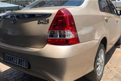 Toyota Etios hatch 1.5 Sprint 2017