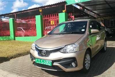 Used 2017 Toyota Etios hatch 1.5 Sprint