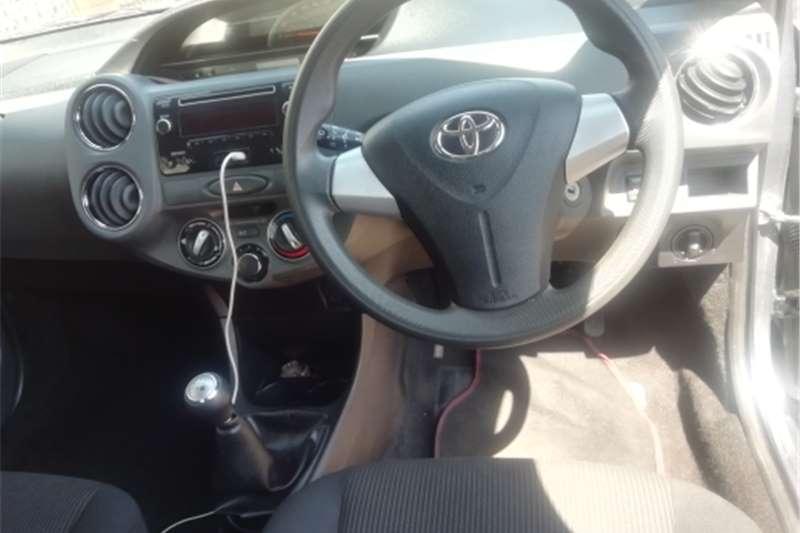Used 2018 Toyota Etios hatch 1.5 Sprint