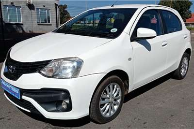 Used 2019 Toyota Etios hatch 1.5 Sprint