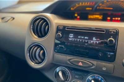 Used 2019 Toyota Etios hatch 1.5 Sprint