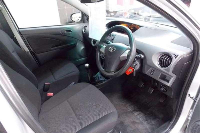 2018 Toyota Etios