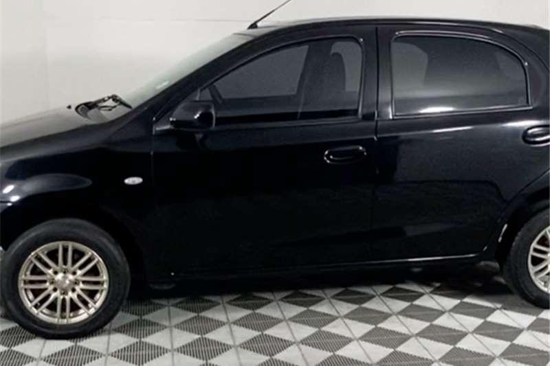 Used 2012 Toyota Etios hatch 1.5 Xi