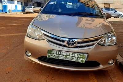 Used 2015 Toyota Etios hatch 1.5 Xi