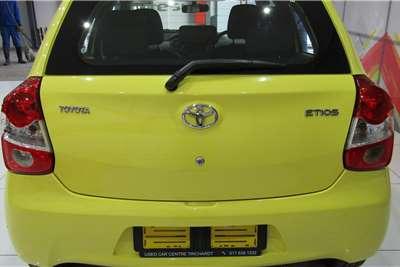 Used 2017 Toyota Etios hatch 1.5 Xi