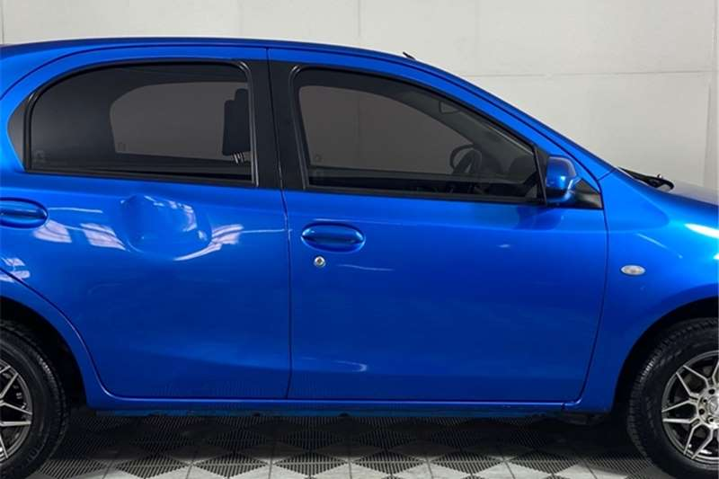 2018 Toyota Etios Etios hatch 1.5 Xi