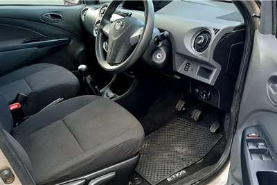 Used 2019 Toyota Etios hatch 1.5 Xi