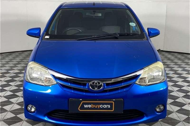 2013 Toyota Etios Etios hatch 1.5 Xs