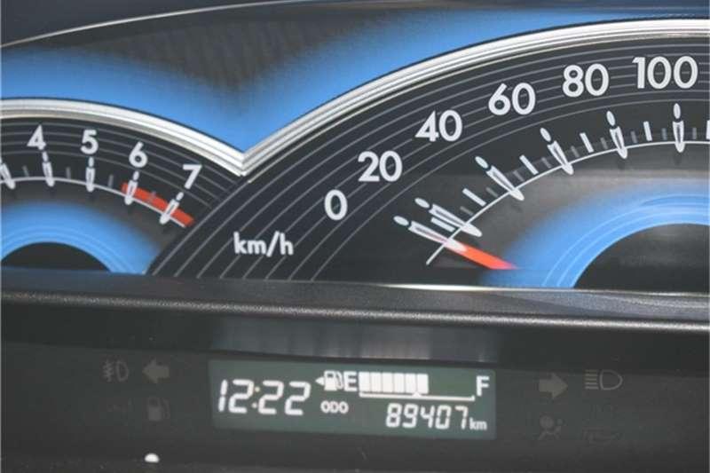 Used 2014 Toyota Etios hatch 1.5 Xs