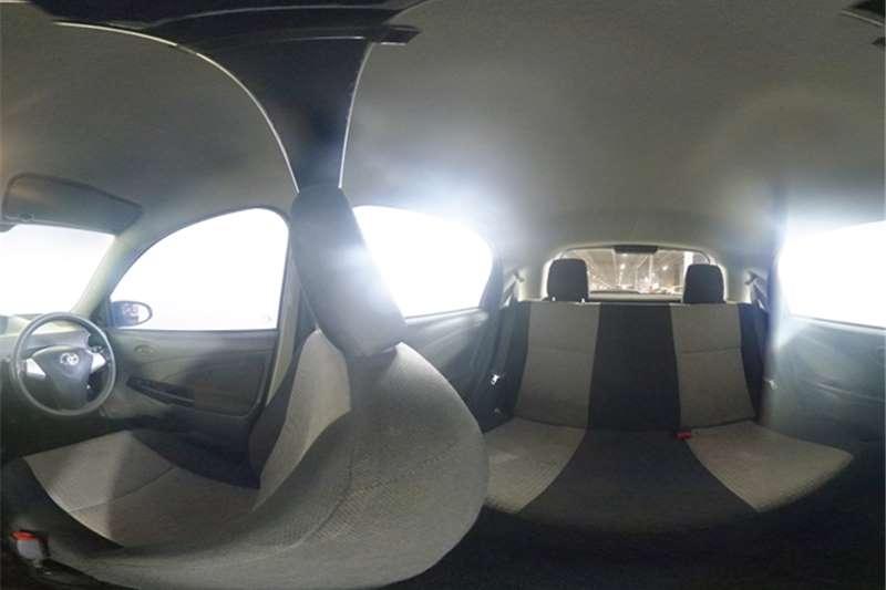 2014 Toyota Etios Etios hatch 1.5 Xs