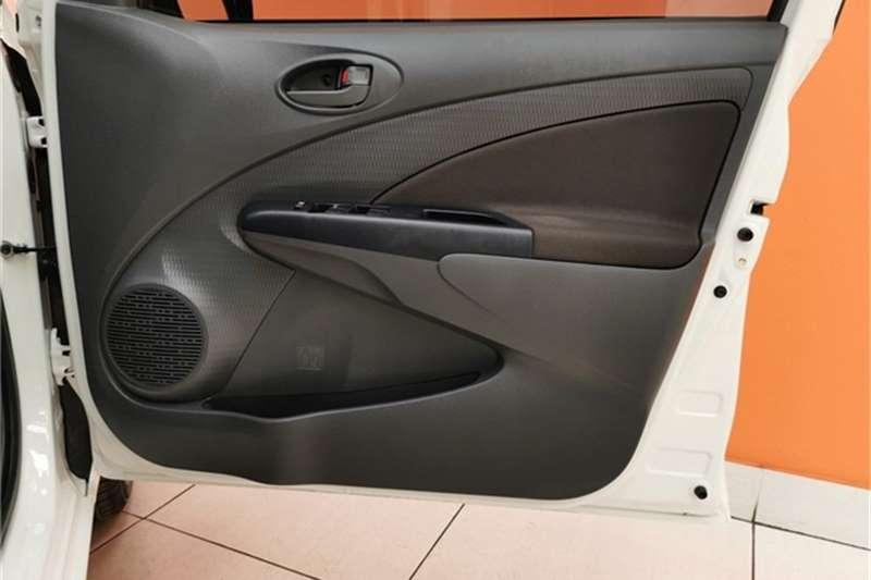 Used 2018 Toyota Etios hatch 1.5 Xs