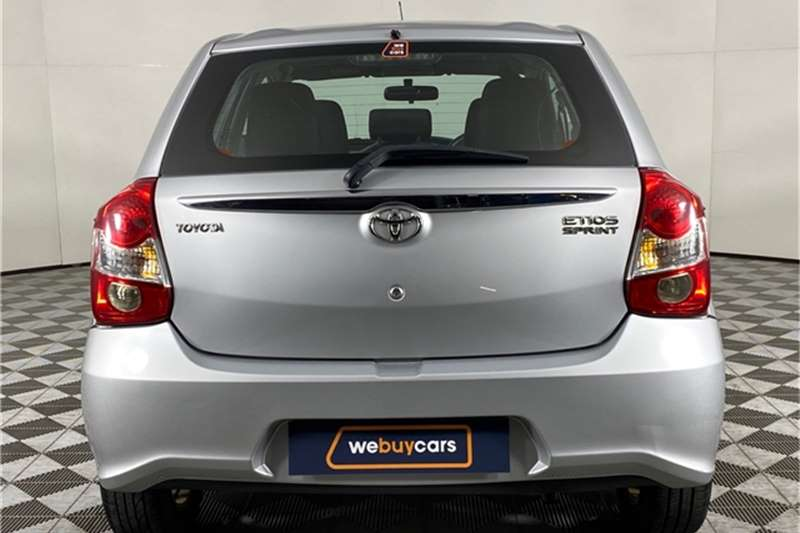 2018 Toyota Etios Etios hatch 1.5 Xs