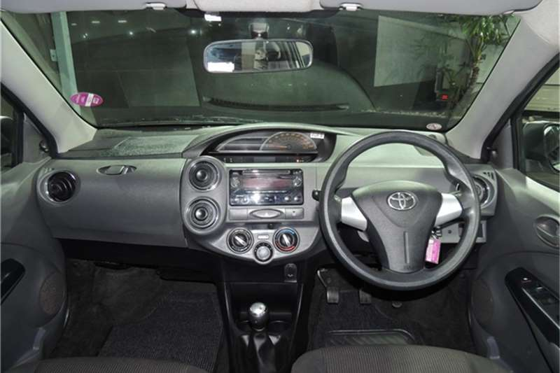2019 Toyota Etios Etios hatch 1.5 Xs