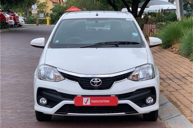 2020 Toyota Etios Etios hatch 1.5 Xs