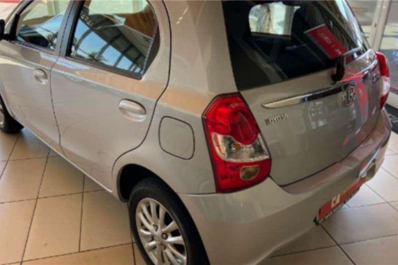 Used 2020 Toyota Etios hatch 1.5 Xs