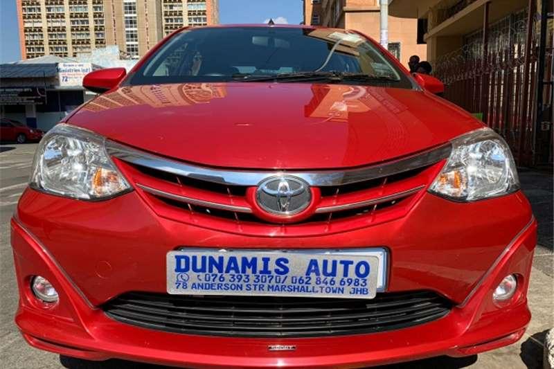 Toyota Etios hatch 1.5 Xs Sport 2015