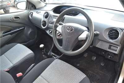 Toyota Etios hatch 1.5 XS Sprint 2016