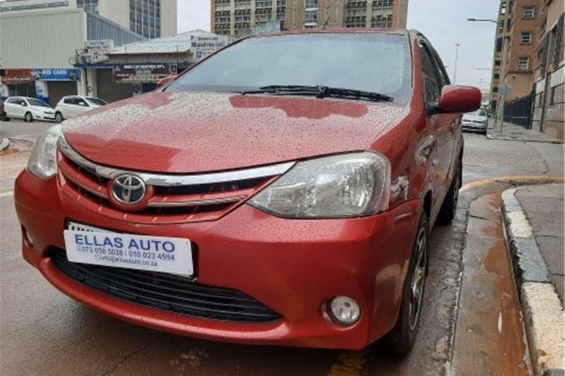 Toyota Etios Hatch 2014