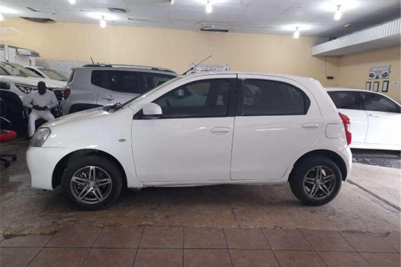 Used 2014 Toyota Etios Hatch