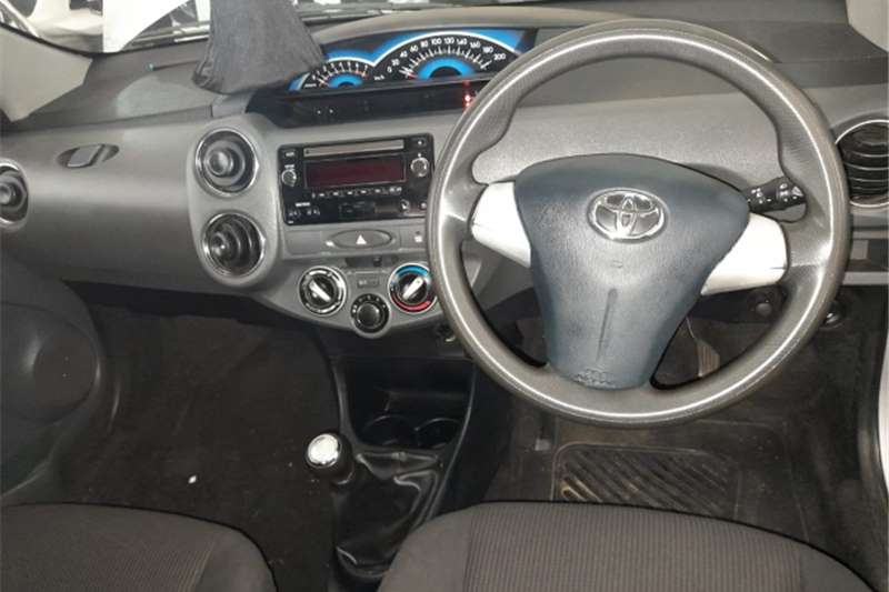 Used 2016 Toyota Etios Hatch