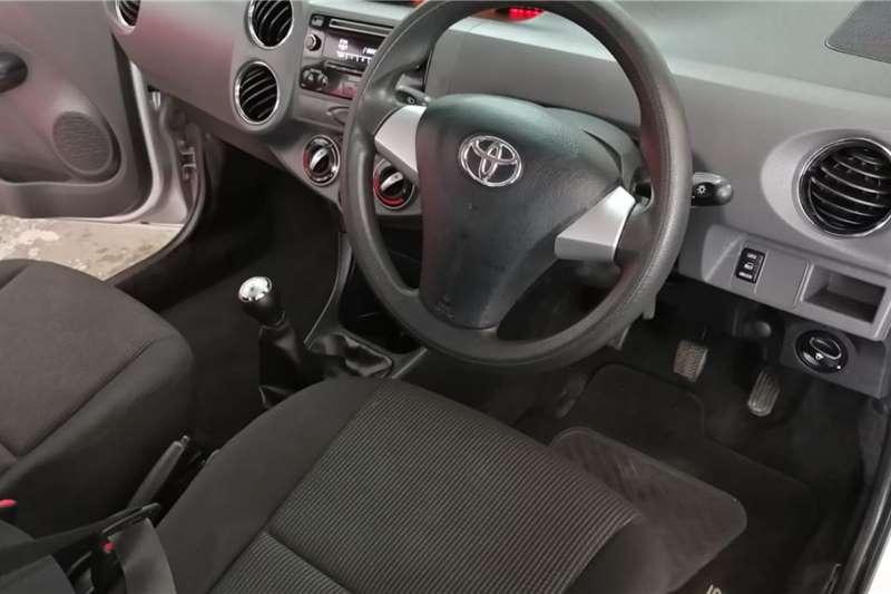 Used 2015 Toyota Etios Hatch ETIOS 1.5 SPORT 5Dr
