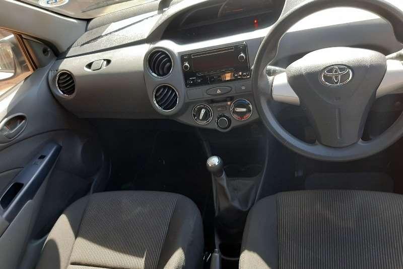 Used 2019 Toyota Etios Hatch ETIOS 1.5 SPORT 5Dr