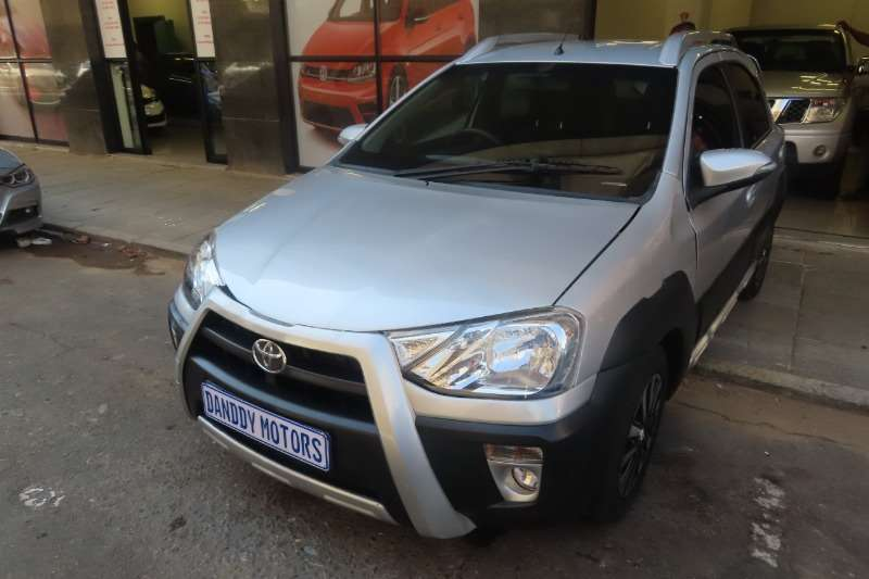 Toyota Etios Hatch ETIOS 1.5 SPORT LTD EDITION 5DR 2018