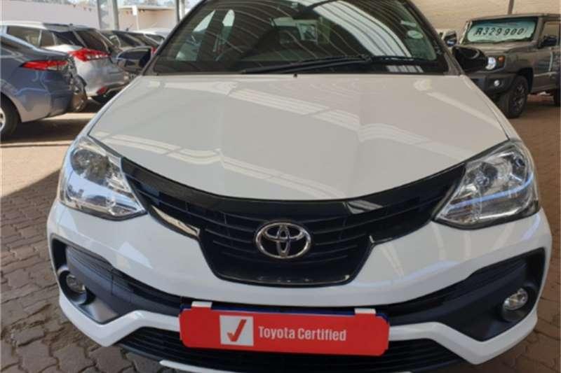 2020 Toyota Etios hatch ETIOS 1.5 SPORT LTD EDITION 5DR