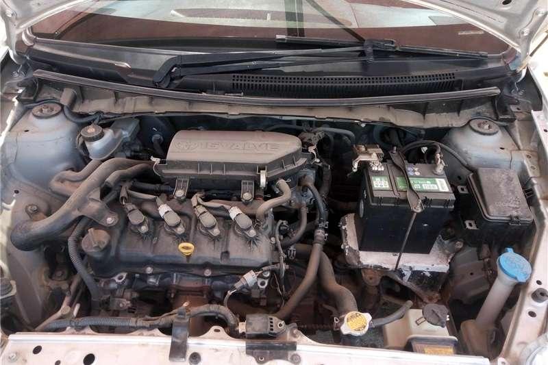Toyota Etios Hatch ETIOS 1.5 Xi 5Dr 2012
