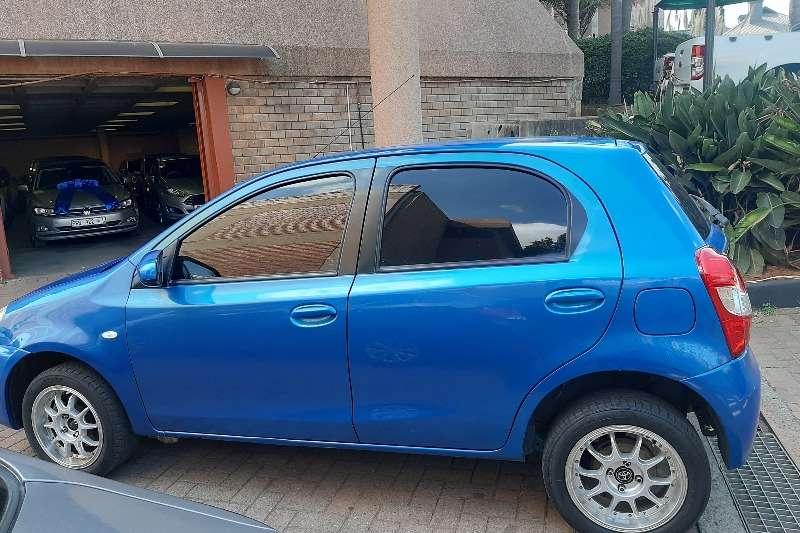 Used 2013 Toyota Etios Hatch ETIOS 1.5 Xi 5Dr