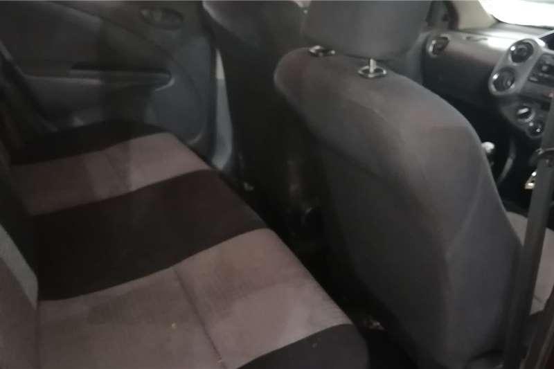 Used 2014 Toyota Etios Hatch ETIOS 1.5 Xi 5Dr