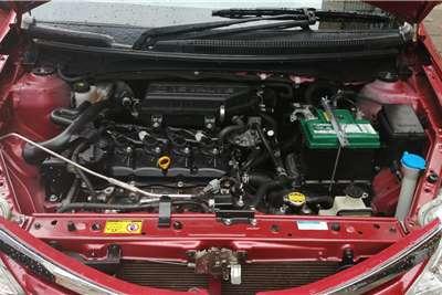 Toyota Etios Hatch ETIOS 1.5 Xi 5Dr 2014