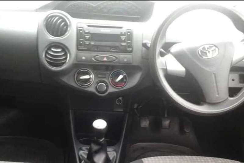 Toyota Etios Hatch ETIOS 1.5 Xi 5Dr 2015