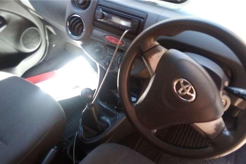 Used 2015 Toyota Etios Hatch ETIOS 1.5 Xi 5Dr