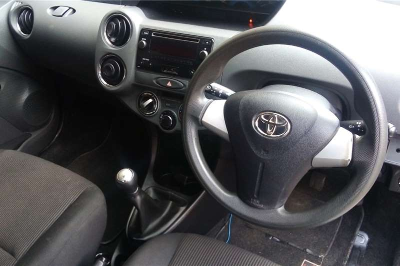 2017 Toyota Etios hatch ETIOS 1.5 Xi 5Dr