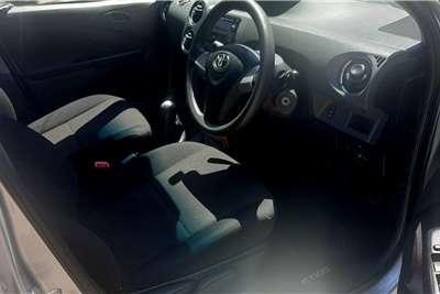 Used 2017 Toyota Etios Hatch ETIOS 1.5 Xi 5Dr