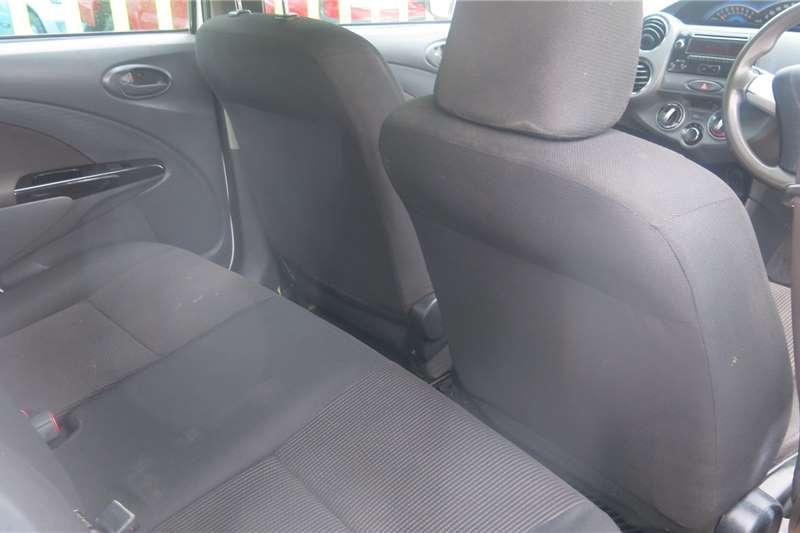 Used 2018 Toyota Etios Hatch ETIOS 1.5 Xi 5Dr