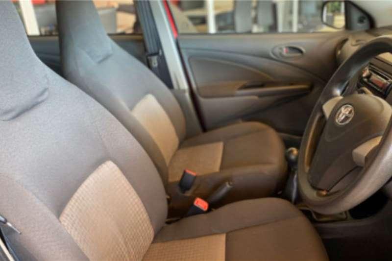 2013 Toyota Etios hatch ETIOS 1.5 Xs/SPRINT 5Dr