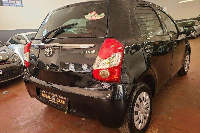 Used 2013 Toyota Etios Hatch ETIOS 1.5 Xs/SPRINT 5Dr