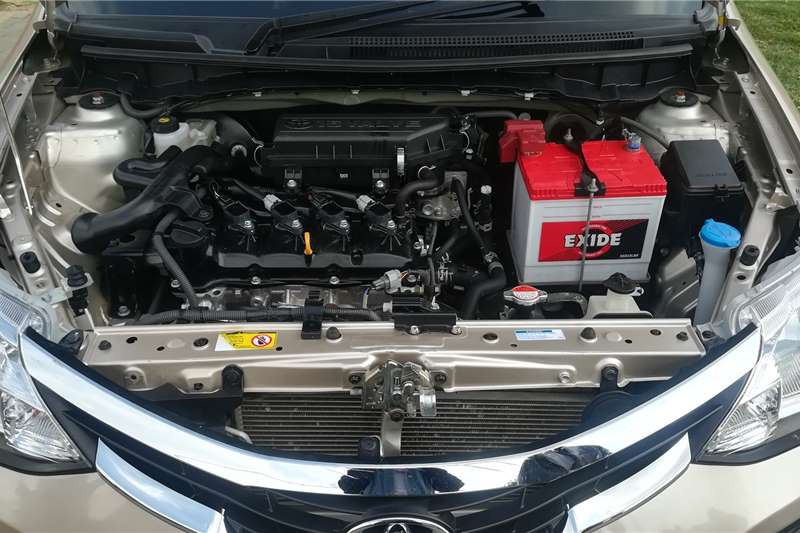 Toyota Etios Hatch ETIOS 1.5 Xs/SPRINT 5Dr 2019