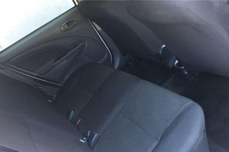 Used 2019 Toyota Etios Hatch ETIOS 1.5 Xs/SPRINT 5Dr