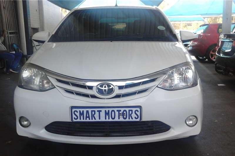 2015 Toyota Etios hatch ETIOS 1.5 Xi 5Dr