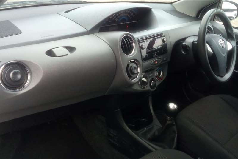 2018 Toyota Etios hatch